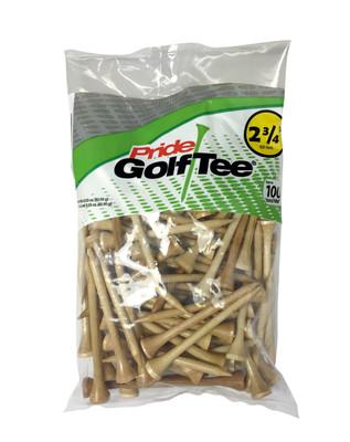 """PrideSports Golf- 2 3/4"""" Pride Tees (100 Pack)"""
