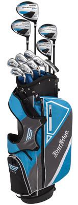 Tour Edge Golf- Bazooka 370 Complete Set W/Bag Graphite/Steel