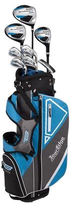 Tour Edge Golf- LH Varsity Bazooka 370 Teen Starter Set (Left Handed)