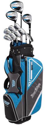Tour Edge Golf- Varsity Bazooka 370 Teen Complete Set