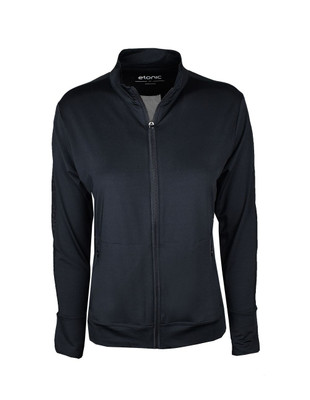 Etonic Golf- Ladies Long Sleeve Mesh Jacket