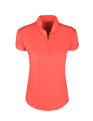 Etonic Golf- Ladies Mandarin Collar Polo