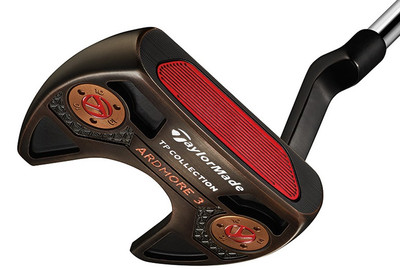 Pre-Owned TaylorMade Golf TP Black Copper Collection Ardmore 3 L Neck Putter