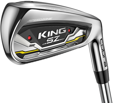 Cobra Golf- LH King SpeedZone Irons (7 Iron Set) Left Handed