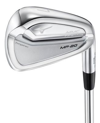 Pre-Owned Mizuno Golf MP-20 MMC Irons (7 Iron Set)