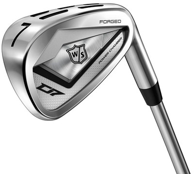 Wilson Golf- Staff D7 Forged Irons (7 Iron Set) Graphite
