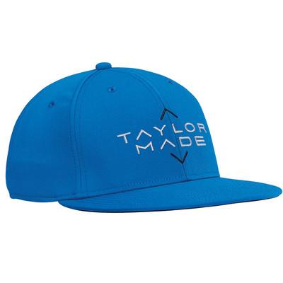 TaylorMade Golf- Lifestyle Flatbill Stretch Hat