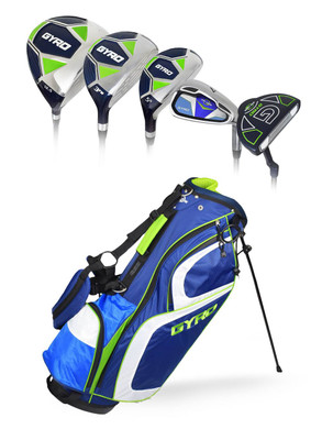 Ray Cook Golf- Gyro Teen Complete Set With Bag