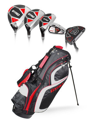 Ray Cook Golf- Gyro Complete Set With Bag Graphite