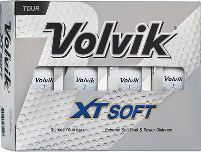 Volvik XT Soft Golf Balls