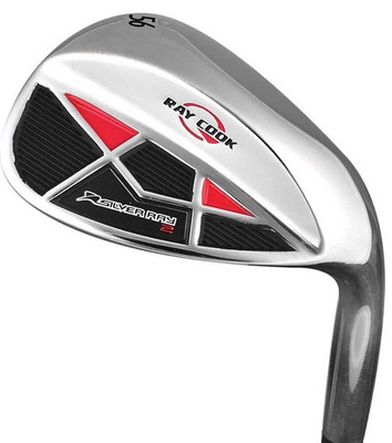 Ray Cook Golf- LH Silver Ray Wedge (Left Handed)