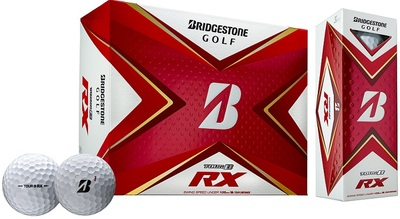 Bridgestone Tour B RX Golf Balls