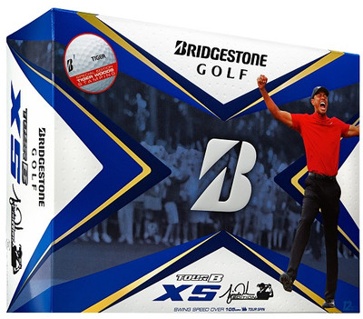 Bridgestone Tour B XS Golf Balls TW Edition