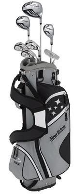 Tour Edge Golf- Lady Edge Starter Set With Stand Bag