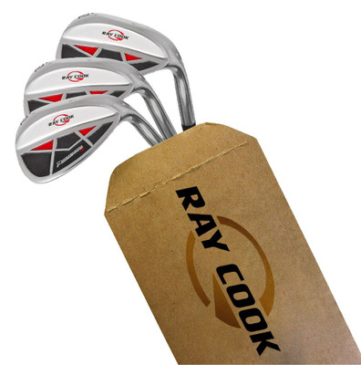 Ray Cook Golf Silver Ray 3-Wedge Set [OPEN BOX]