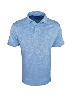PGA Tour Golf- Poly/Rayon Slub Polo