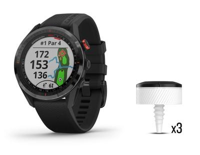 Garmin Golf- Approach S62 and CT10 Bundle