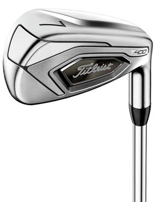 Titleist Golf- T400 Irons (7 Iron Set)