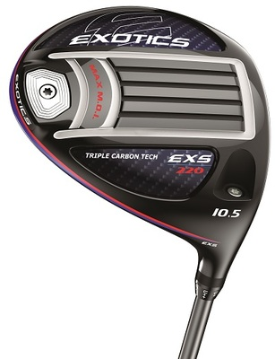Pre-Owned Tour Edge Golf Exotics EXS 220 Driver