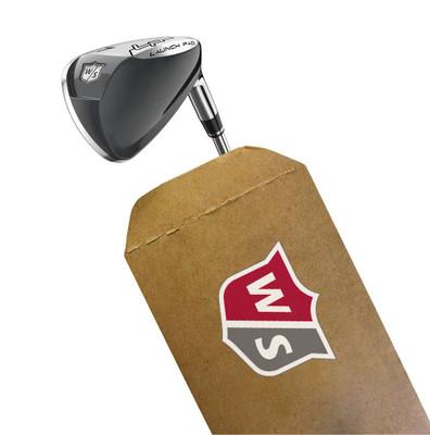 Wilson Golf- Staff Launch Pad Irons (7 Iron Set) [OPEN BOX]