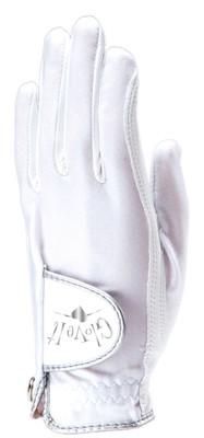 Glove It Golf- Ladies LLH White Clear Dot Glove