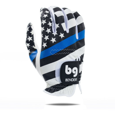 Bender Gloves- MLH Mesh Glove USA Blue Line