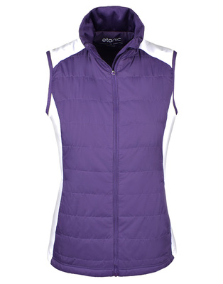 Etonic Golf- Ladies Quilted Vest