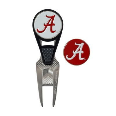 Team Effort Golf- NCAA CVX Ball Mark Repair Tool