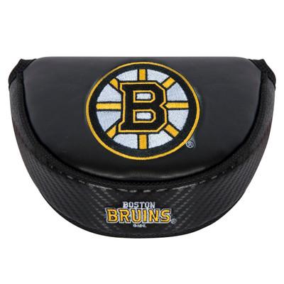 Team Effort Golf- NHL Black Mallet Putter Cover