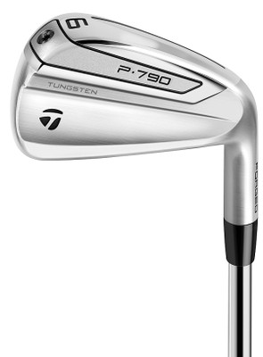 Pre-Owned Taylormade Golf P790 2019 Irons (7 Iron Set)