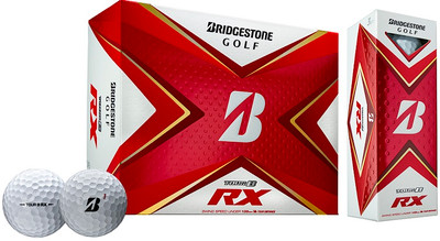 Bridgestone Tour B RX Golf Balls LOGO ONLY