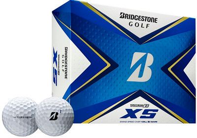 Bridgestone Tour B XS Golf Balls LOGO ONLY