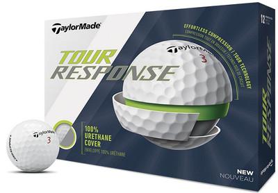 TaylorMade Tour Response Golf Balls LOGO ONLY
