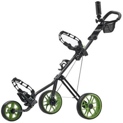 CaddyTek Golf- CaddyLite 11.5 V3 SuperLite Deluxe Push Cart