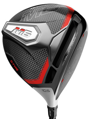 Pre-Owned TaylorMade Golf Ladies M6 D-Type Driver