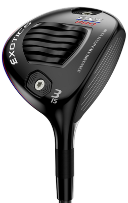 Tour Edge Golf- Exotics EXS Pro Fairway Wood