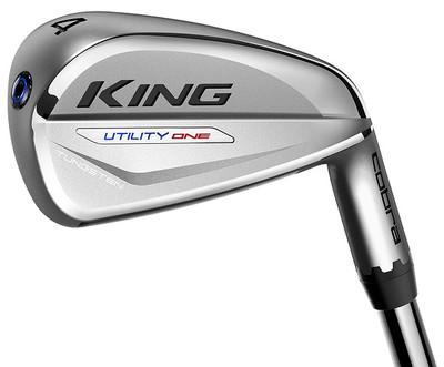 Cobra Golf- King Utility One Length Iron Graphite