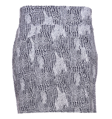 IBKUL Golf- Ladies BTB Snake Printed Skort