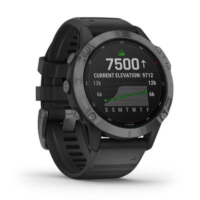 Garmin Golf- Fenix 6 Pro Solar GPS Watch