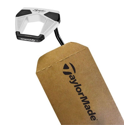 TaylorMade Golf- Spider S Chalk Single Bend Putter [OPEN BOX]