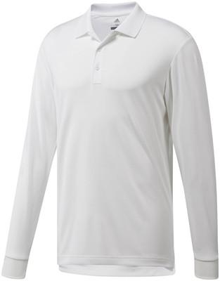 Adidas Golf- Performance Long Sleeve Polo