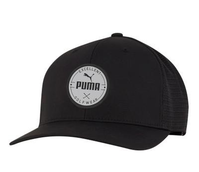Puma Golf- Wear Circle Patch Cap
