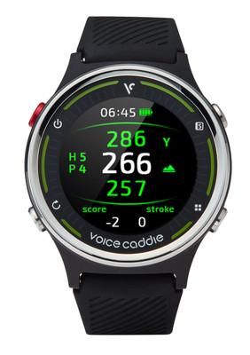 Voice Caddie Golf- G1 GPS Watch w/ Green Undulation and Slope