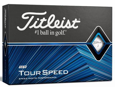 Titleist Tour Speed Golf Balls