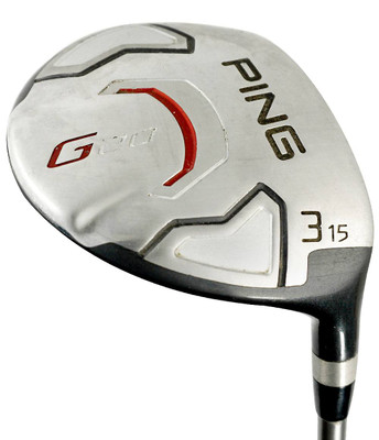 Pre-Owned Ping Golf LH G20 Fairway Wood (Left Handed)