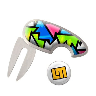 Loudmouth Golf- Crystal Ball Mark Repair Tool