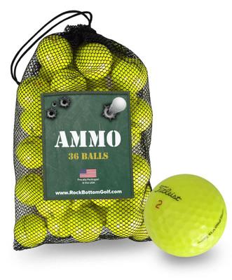 Titleist Pro V1 Mix Near Mint Recycled Used Golf Balls [36-Ball]
