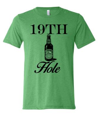 SwingJuice Golf 19th Hole Beer Short Sleeve T-Shirt