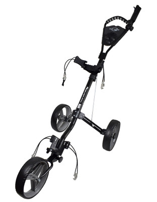 Ray Cook Golf- Silver Ray Push Cart