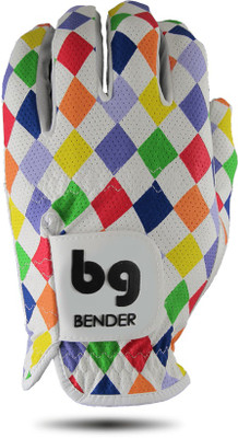 Bender Gloves- MLH Mesh Glove Argyle
